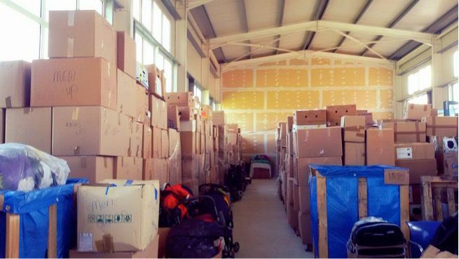 """Warehouse """"Attica"""""""