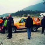 """Sunrise - Coast guard volunteer´s at """"Katja"""" base"""