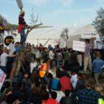Friedlicher Protest