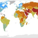 Freiheit der Presse weltweit
