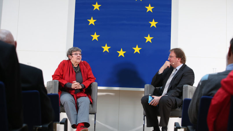 Europa DIALOG Rotraud Perner