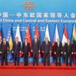 Szucsou, 2015. november 24. A Miniszterelnöki Sajtóiroda által közreadott képen Orbán Viktor miniszterelnök (j5) Kína és a kelet-közép-európai országok (KKE) állami vezetőinek csúcstalálkozóján a dél-kínai Szucsouban 2015. november 24-én. MTI Fotó: Miniszterelnöki Sajtóiroda/Szecsődi Balázs