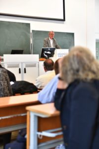 Vortrag. Zu Gast: Dhihadismusexperte Rüdiger Lohlker