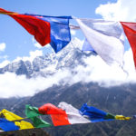 Reise zum Mount Everest