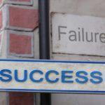 Wer scheitert, gewinnt!