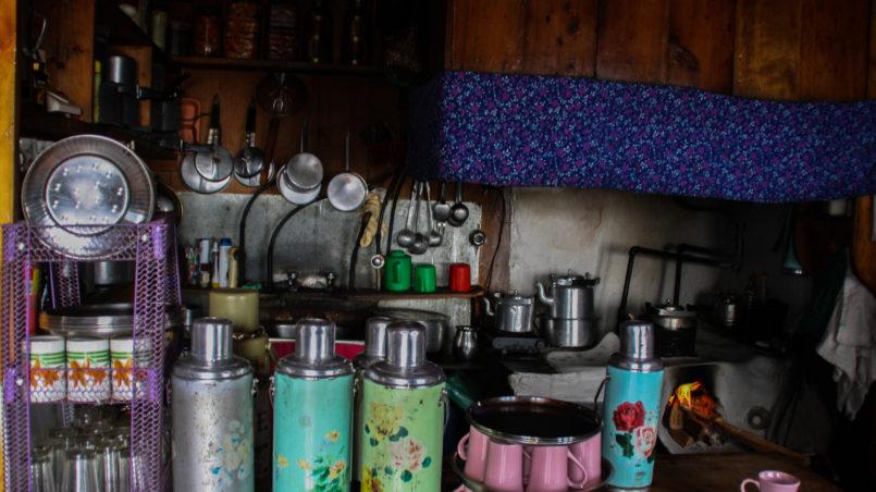 Nepalese kitchen_