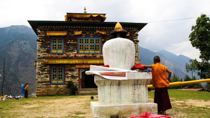 Das Pema Namding Kloster
