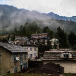 Das Dorf von Bupsa - die Aussicht am Morgen
