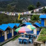 Das Dorf Kharikhola