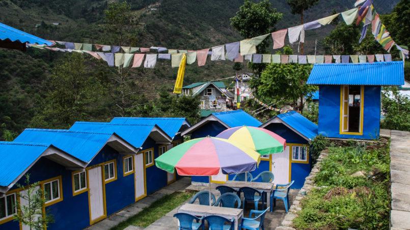 Village of Kharikhola_