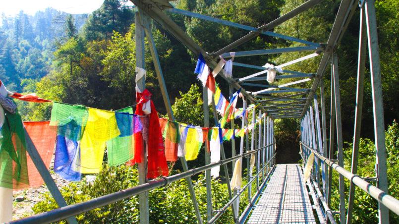 Bridge on the way
