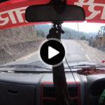 Jeep fahrt von Kathmandu nach Salleri