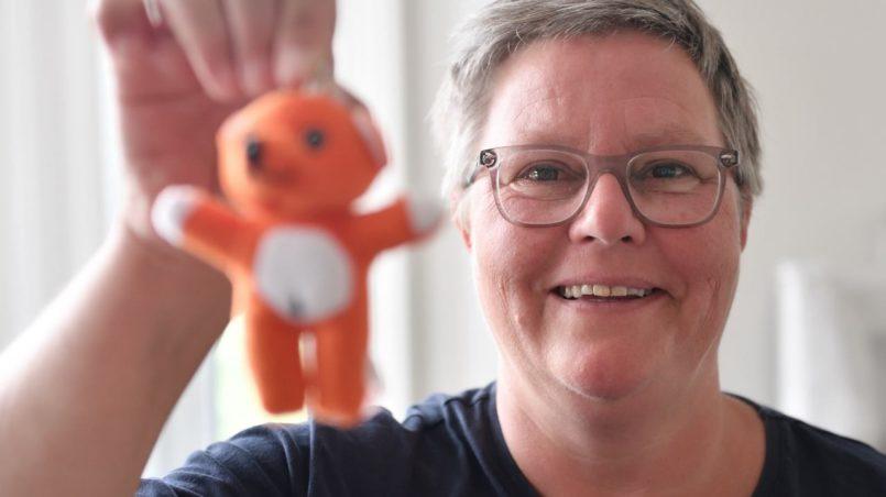 Mag.a (FH), Ing.inUrsula Tegel Sozialarbeiterin, Projektleiterin HAPPY KIDS Wien