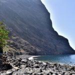 Teneriffa 2016 - kleine Bucht (Ende der Wanderung)