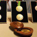 Medaillen 2016