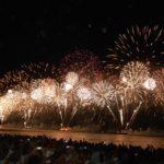 Neujahr, Feuerwerke in Rio de Janeiro