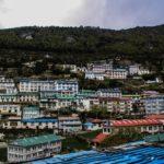 Namche Bazaar village