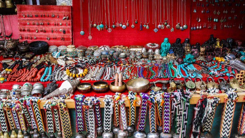 Traditional handmade crafts