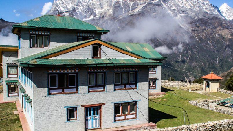 Everest view point restaurant