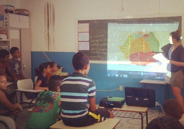 Das Lernen in der Schule
