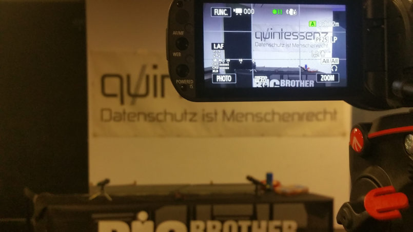 q/talk im MQ, Raum D