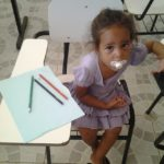 My youngest student