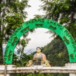 National Luminary Pasang Lhamu Memorial Gate