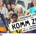 CETA-TTIP Stoppen - Demo