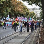 Demo gegen TTIP & CETA
