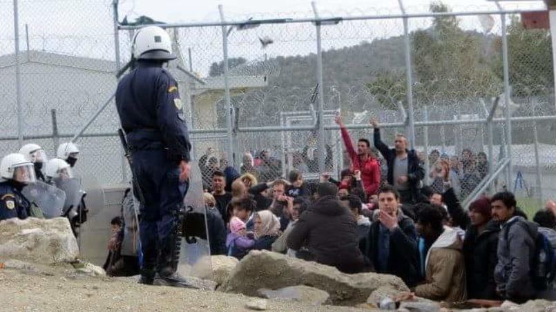 Moria detention center