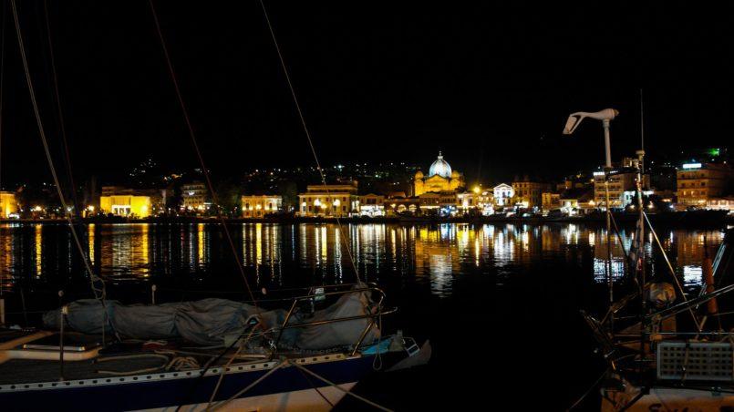 Port of Mytilene, Lesbos