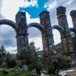 Roman Aqueduct Lesbos 2