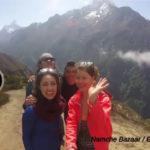 Play: From Lukla to Namche Bazaar