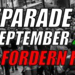PeaceParade 2016 - Wir fordern (Frei)raum