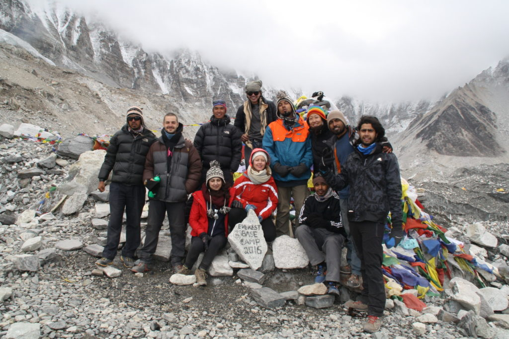 Everest Base Camp (EBC)