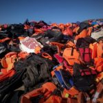 Lifejacket graveyard