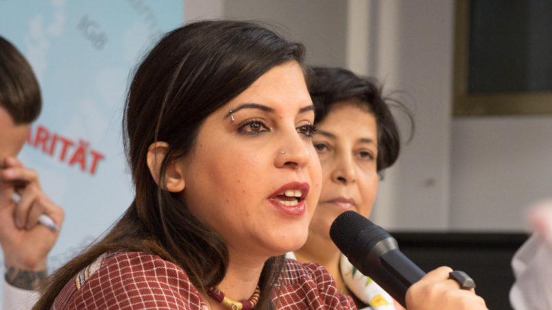 Lina Ben Mhenni Bloggerin