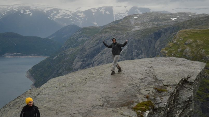 Trolltunga – That moment when you thought you would never arrive, but you've made it