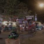 The Streets of New Delhi