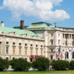 The seat of the OSCE in the Wiener Hofburg