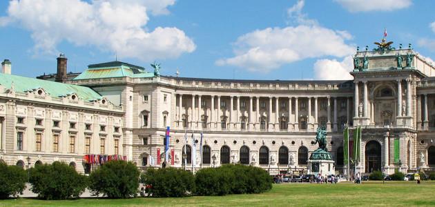 Der Sitz der OSZE in der Wiener Hofburg