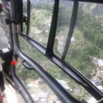 Some of the views of snapped from the Helicopter.