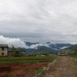 Auf dem Weg zum Basar