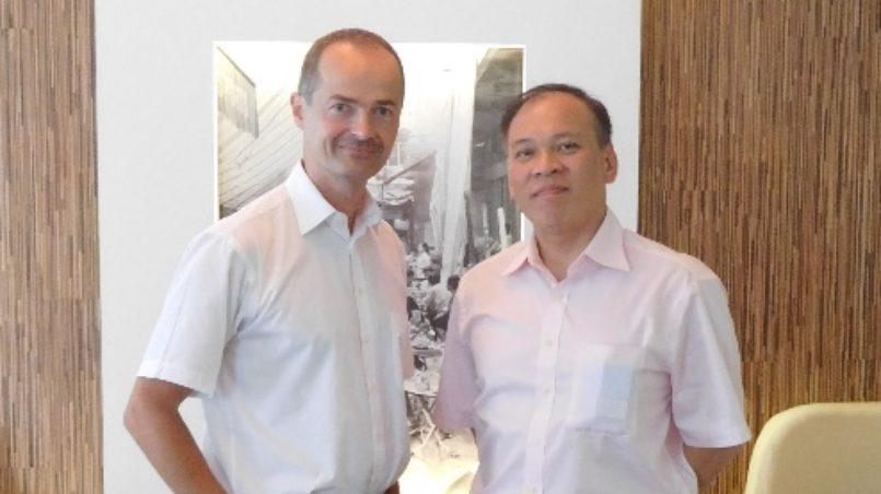 Projekt Sao Bien - Schulen für Vietnam