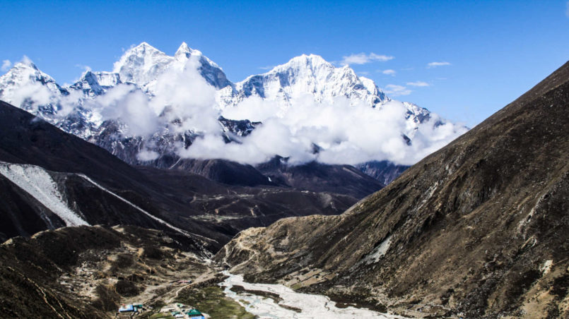 Dingboche viewpoint 2