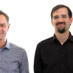 Dr. Ganser und Mag. Christian Janisch