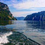 The Danube, Orsova, Romania, July 2015