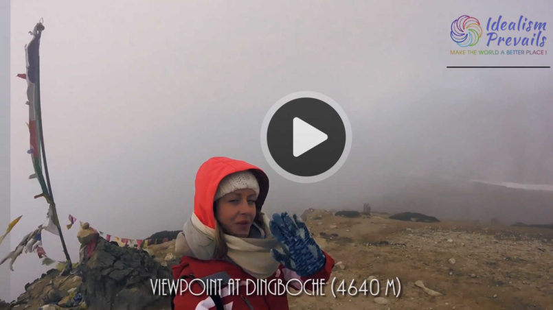 From Tengboche to Lobuche via Dingboche