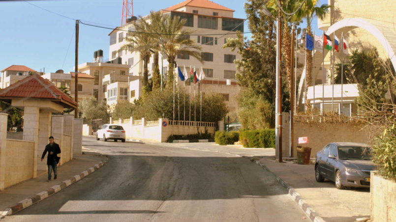 Ramallah City