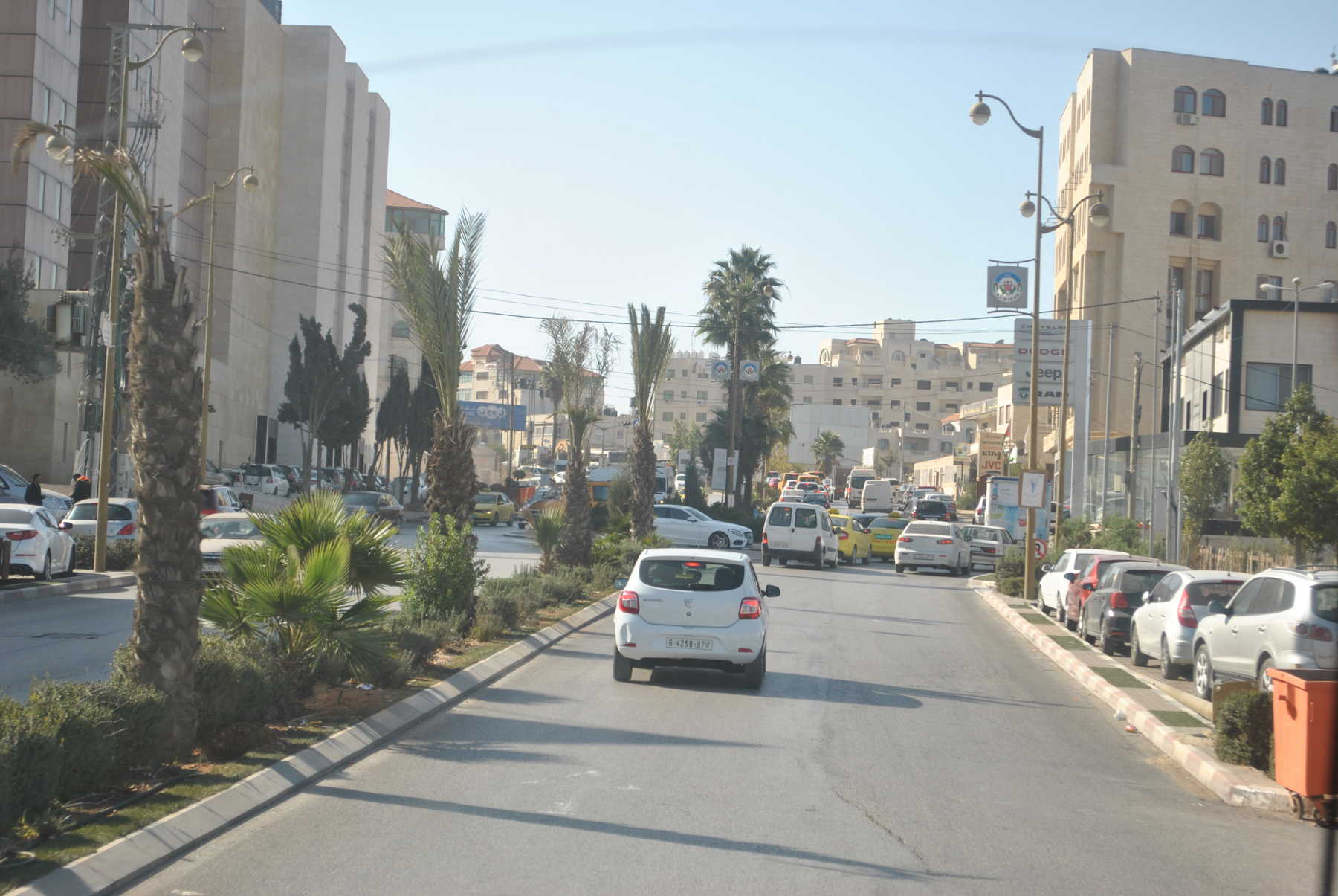 A Day In Ramallah Idealism Prevails